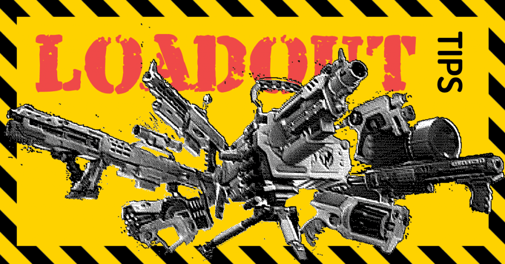 NERF Loadout tips