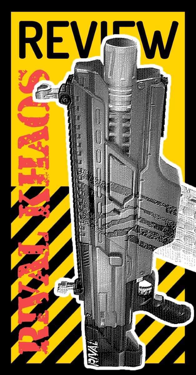 NERF Rival Khaos MXVI-4000 Review