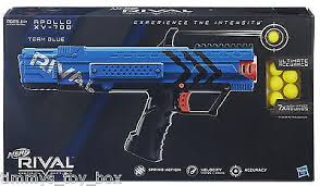 Packaging for the NERF Rival Apollo