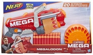 NERF Mega Megalodon in box